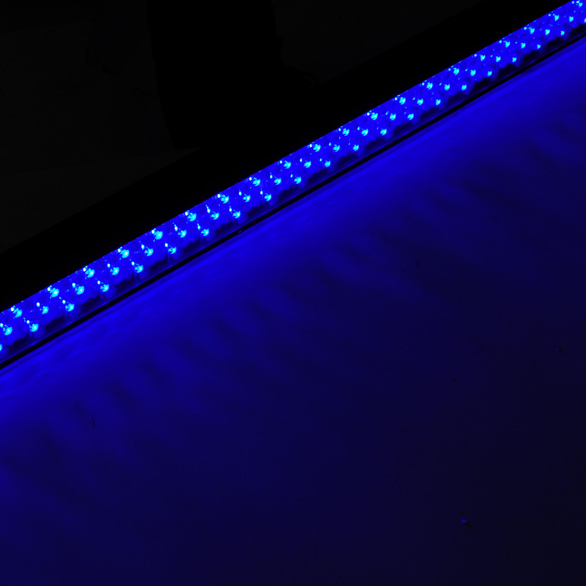 Led Wall Dj Light: 1 2 4 6pcs 252x10mm LED RGB Wall Wash Bar Light DMX512 DJ