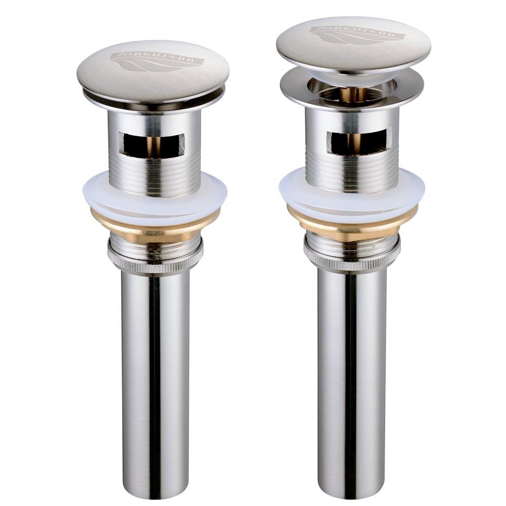 1 5 8 quot bathroom sink pop up drain assembly vessel faucet