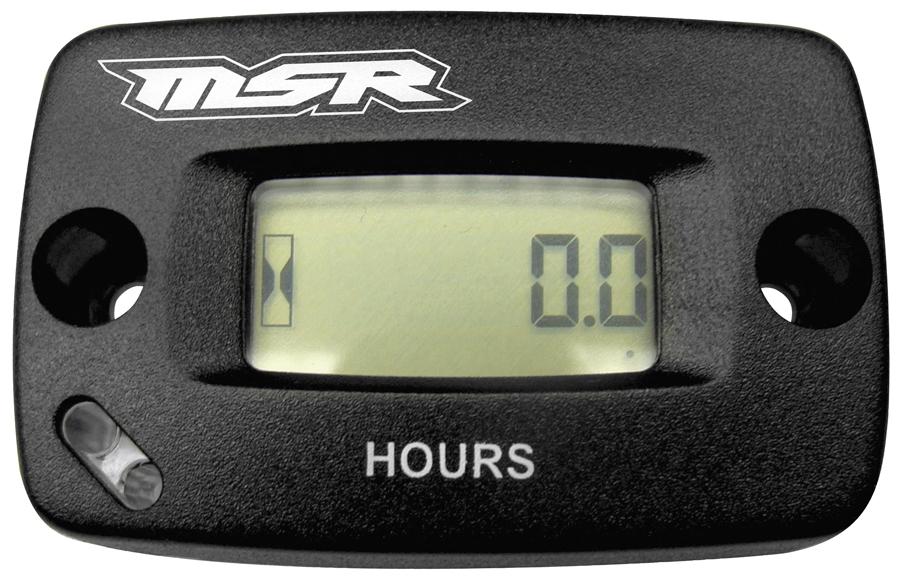 Hour Meter Made In Usa : Msr msrhp hardline hour meter hr ebay