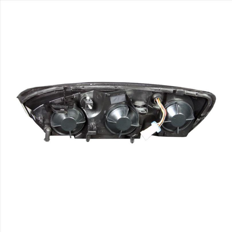 Chevy Malibu Front Lights: For 2004 2005 2006 2007 Chevrolet Malibu JDM Style Black