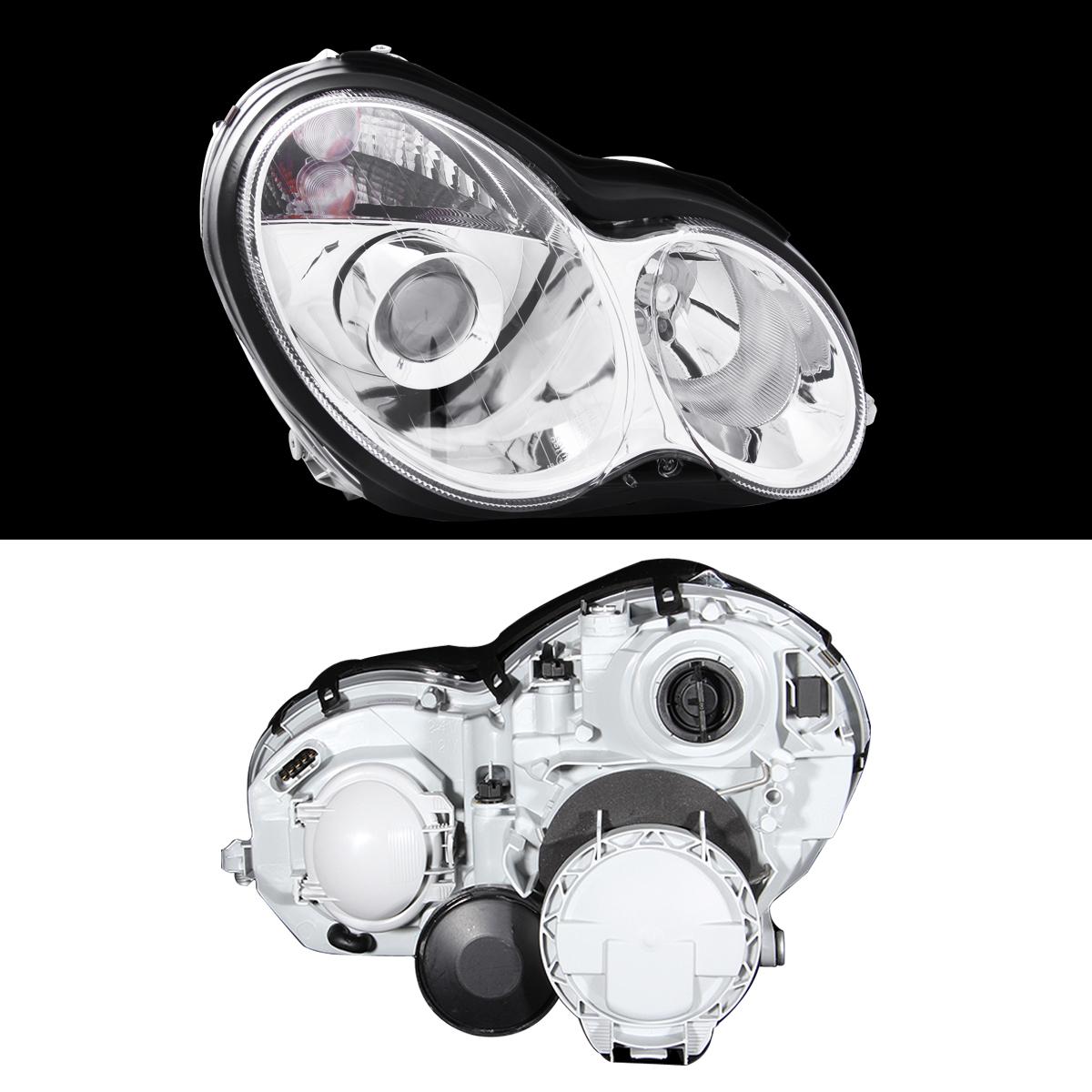 2001 2002 2003 2004 2005 2006 2007 mercedes w203 c230 c240 c320 headlights