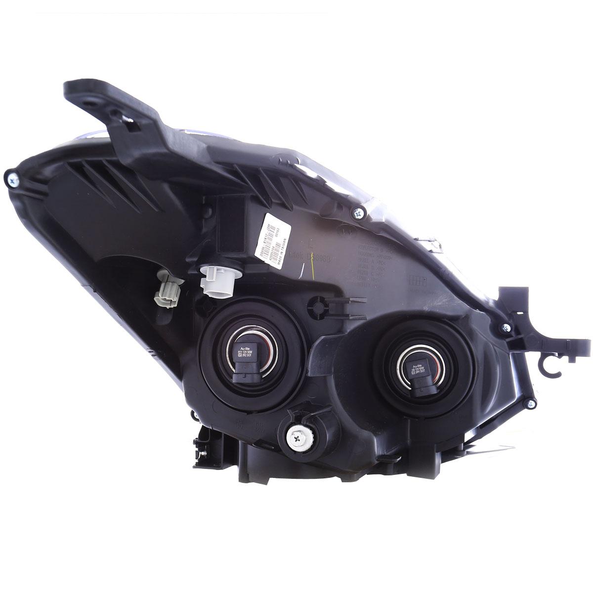 Fit 2010 2011 2012 2013 Nissan Altima 2dr Coupe Black