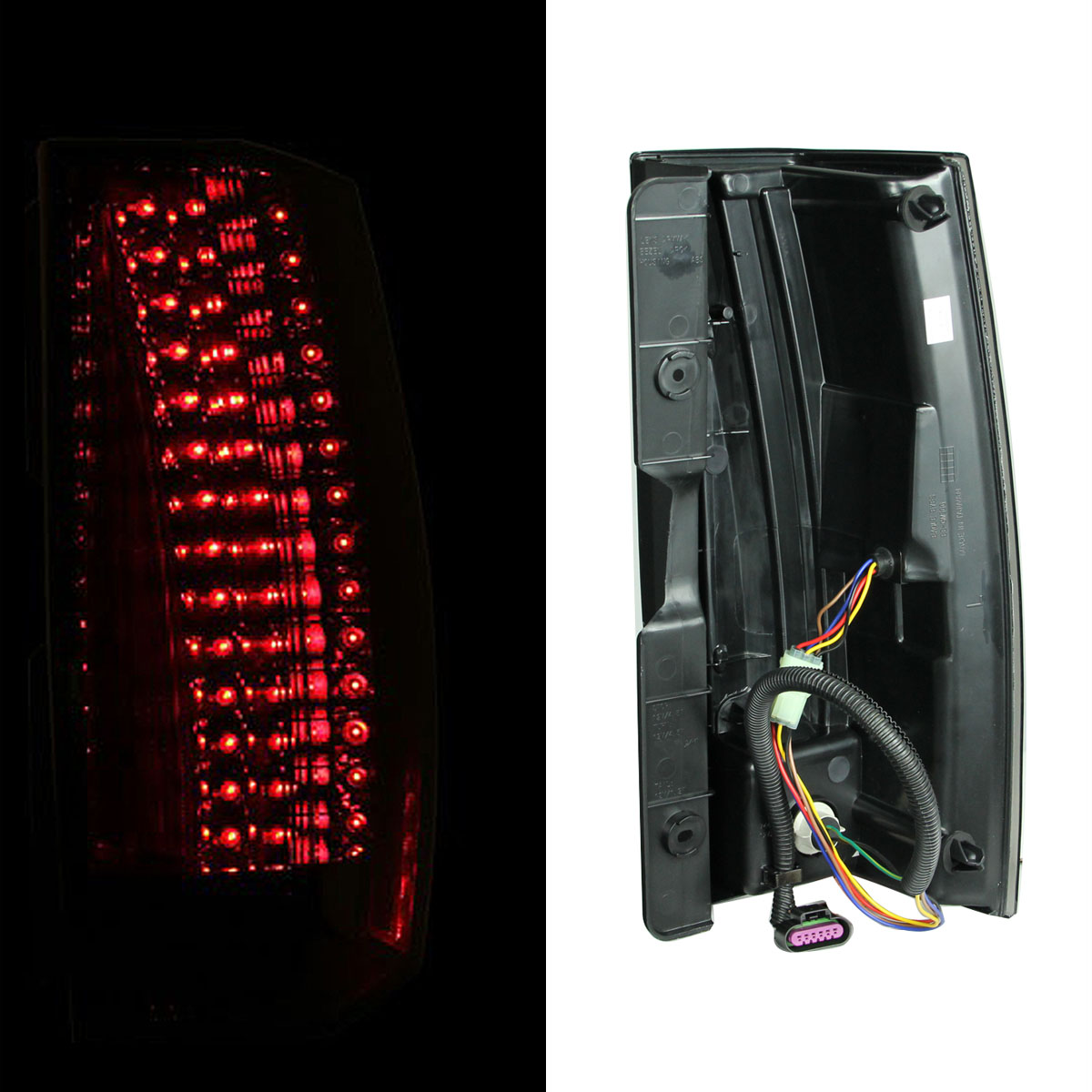 2008 Cadillac Escalade Tail Light Ebay