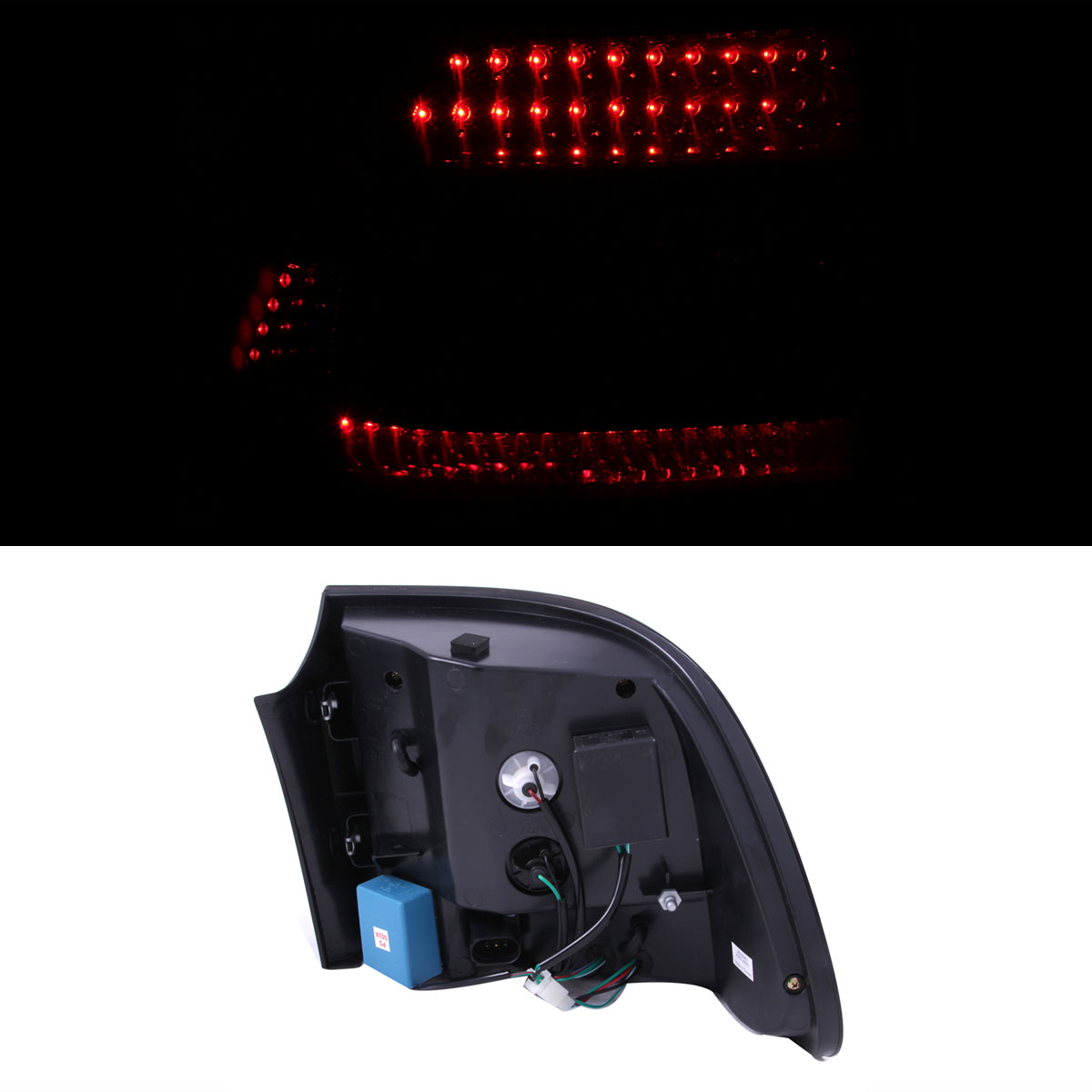 2006 Acura Tl Tail Lights For Sale: 2003 2004 2005 2006 Porsche Cayenne LED Red Tail Lights