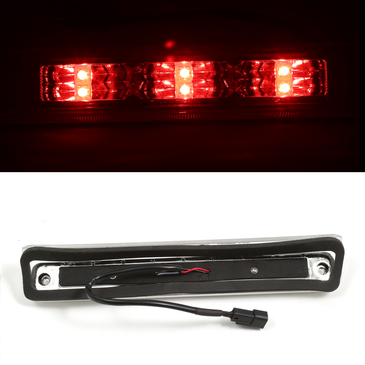 [LED Chrome] 1988-1998 Chevy C/K 1500/2500/3500/GMC Truck