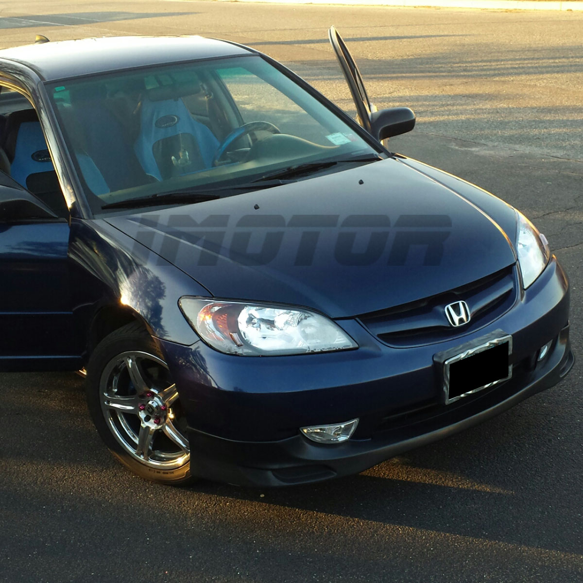 2004 2005 honda civic sedan coupe all models factory style. Black Bedroom Furniture Sets. Home Design Ideas