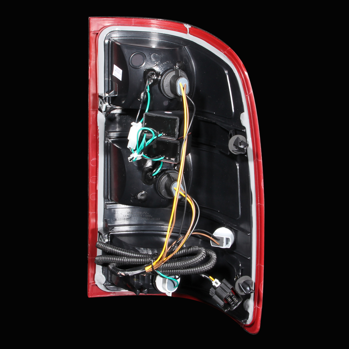 Gmc 2009 2500 Tail Light Wiring Guide And Troubleshooting Of Schematic For 2013 Chevy 2007 2008 2010 2011 2012 Sierra 1500 Diagram Truck