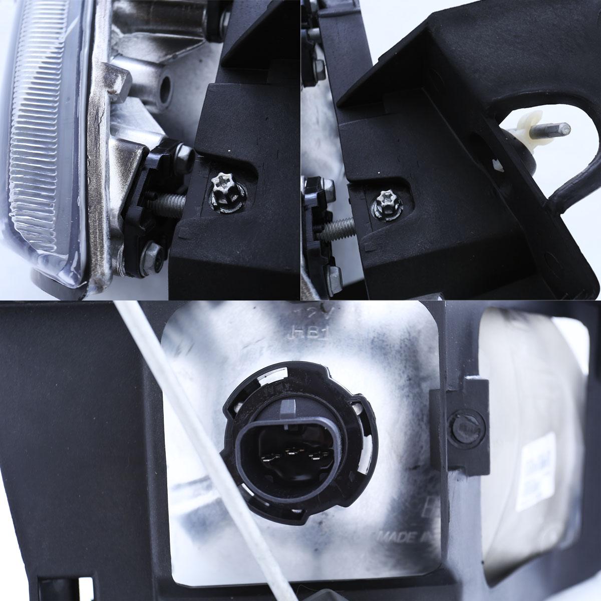 2005 Chevrolet Venture Passenger Camshaft: 1997-2005 Chevy Venture Pontiac Montana Black Headlights