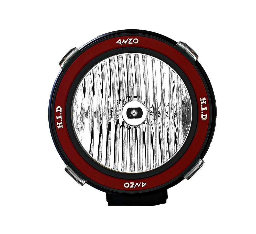 4x 4 quot Inch HID Off Road Lights Flood Lamps 6000K Super