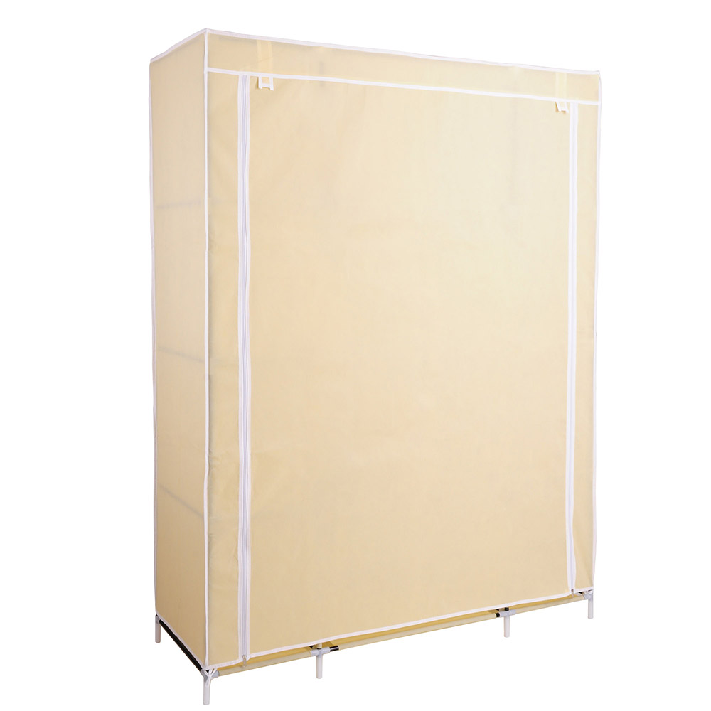 50 New Portable Closet Storage Shelves Colthes Wardrobe