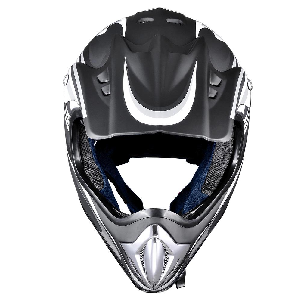 DOT Approve Motocross Offroad Dirt Bike Helmet Adult Full Face MX Helmets M L XL