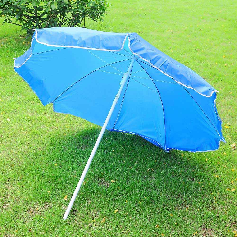 Camping chairs with umbrella - Click To Close Full Size