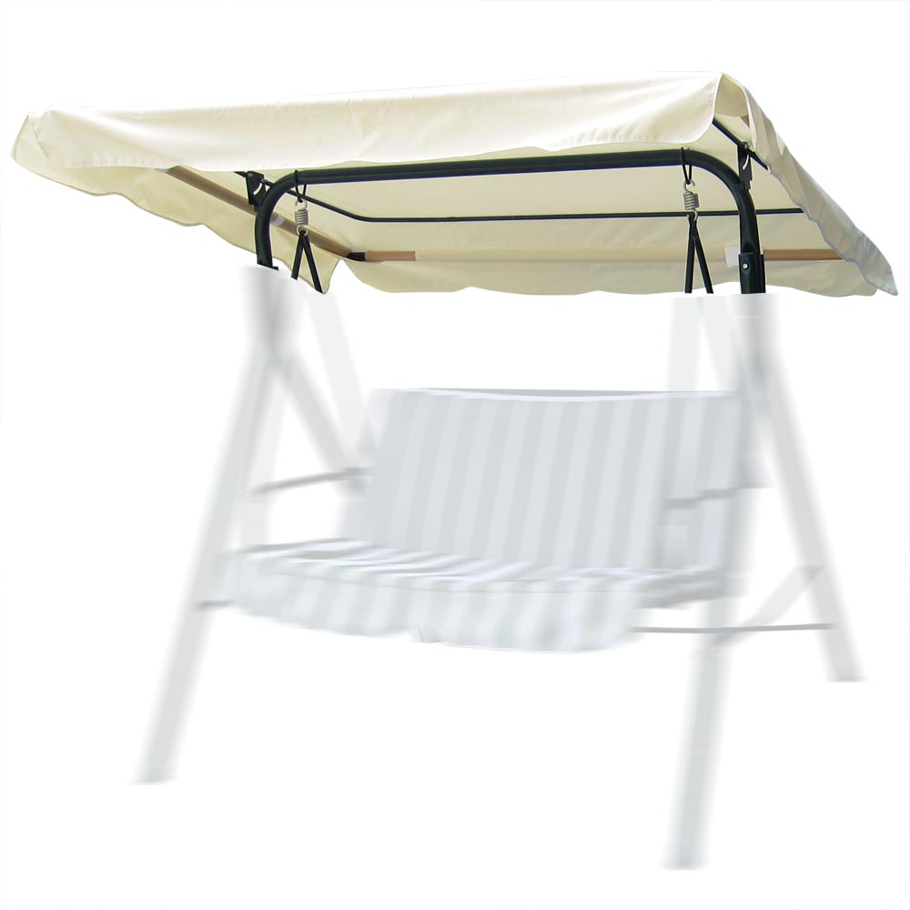 75 X 52 Outdoor Swing Canopy Top Replacement