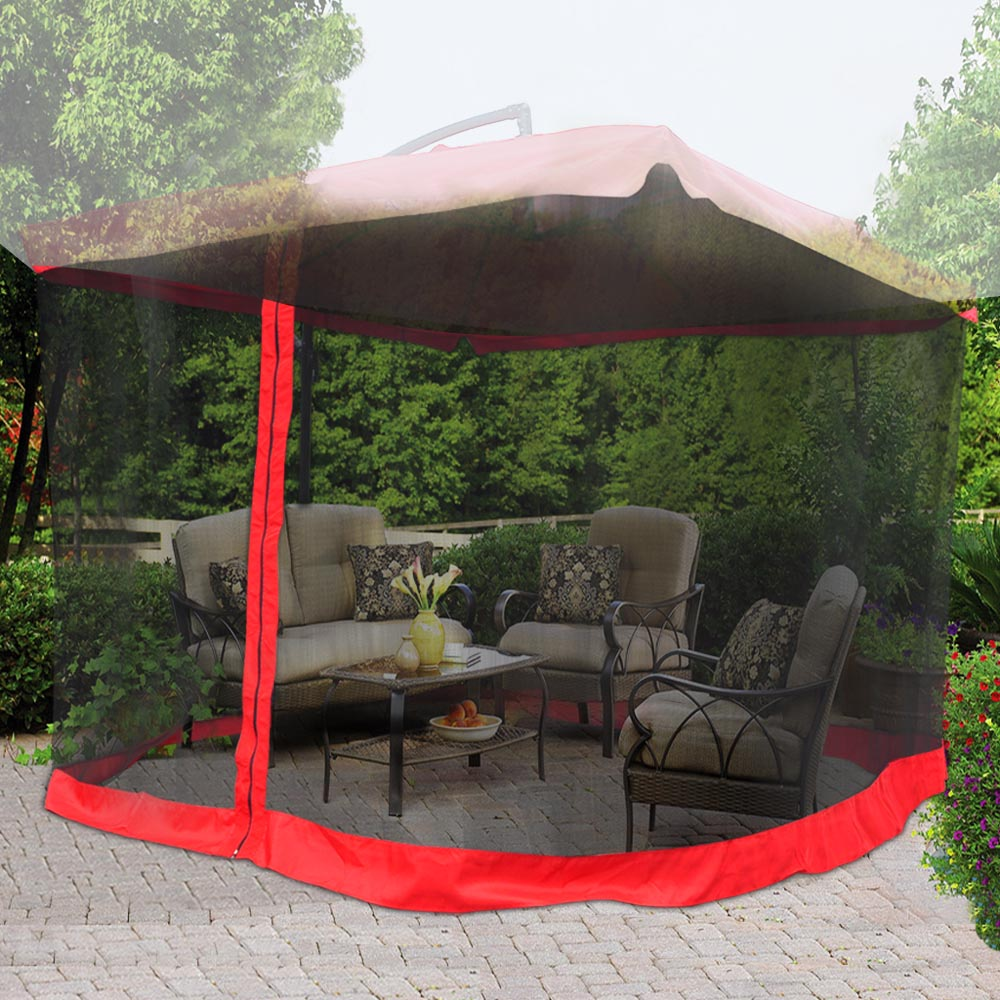 Replacement Insect Netting for Gazebos - The Outdoor Patio Store