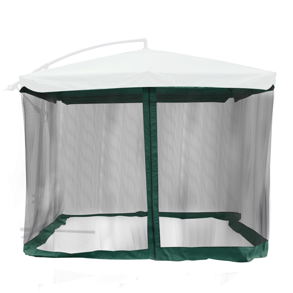 9 39 x9 39 mosquito netting bug mesh net for outdoor patio - Insect netting for gazebo ...