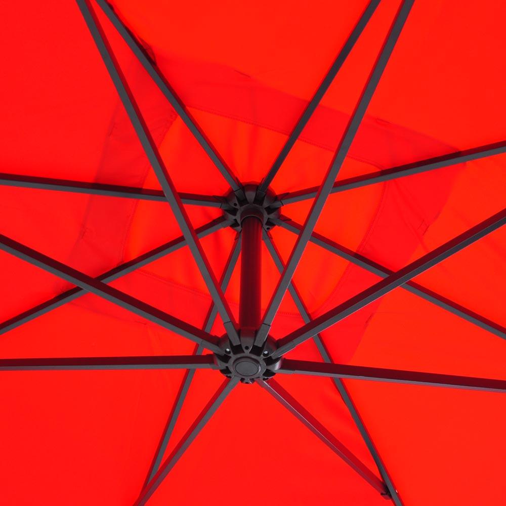 100 square offset patio umbrella kontiki shade u0026 coolin