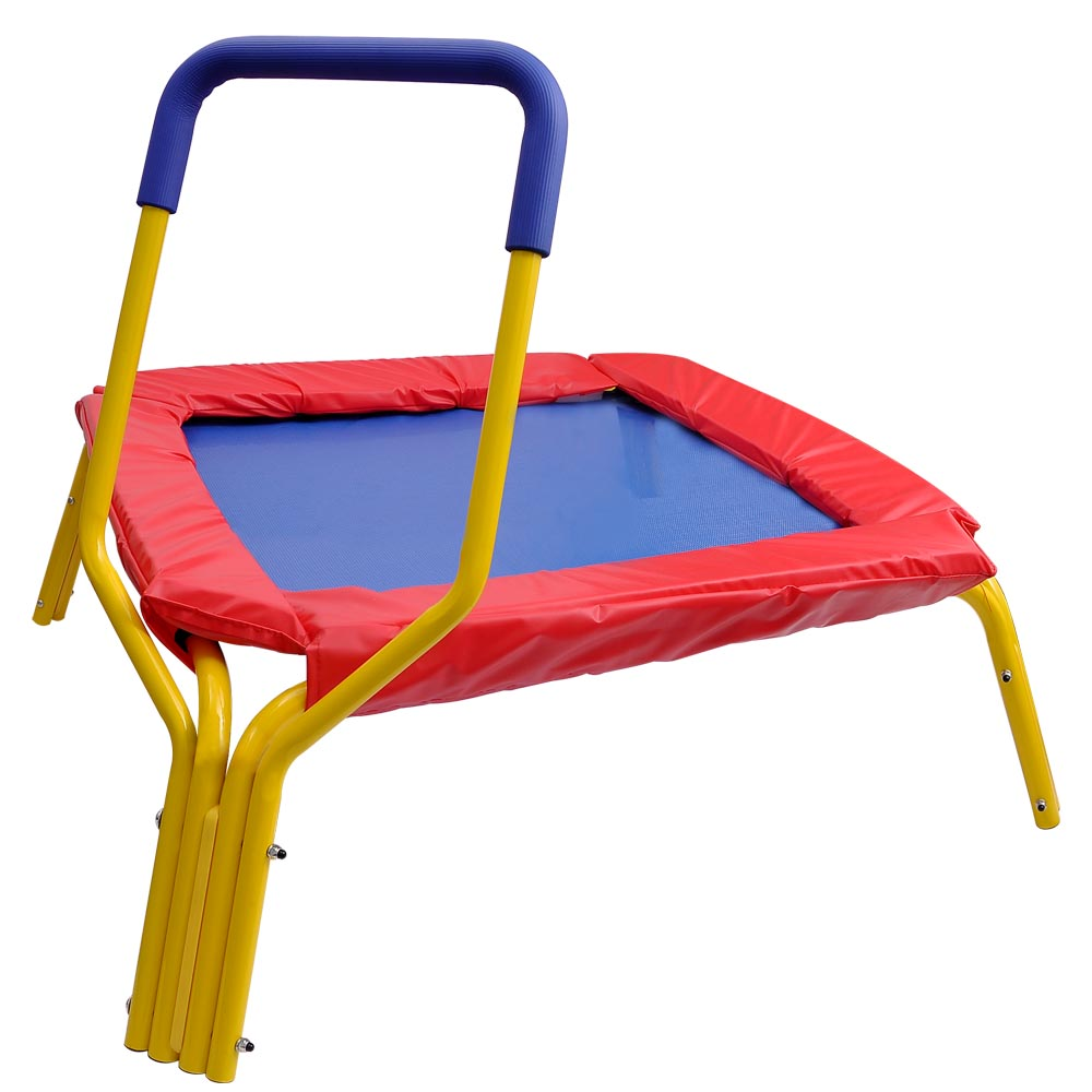 Kids trampoline deals on 1001 blocks for Trampoline interieur