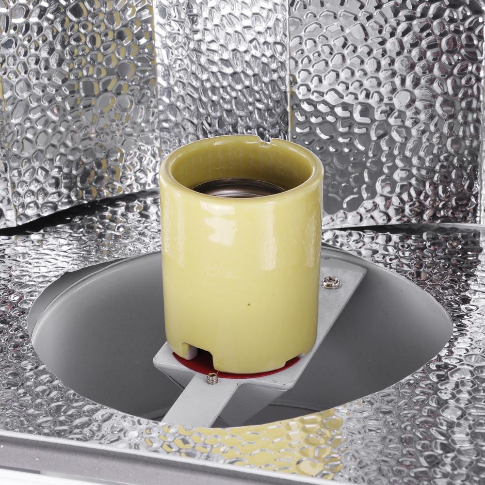 250 Watt Digital HPS MH Grow Light Kit Hydroponic Dimm Ballast Reflector Set Opt : eBay