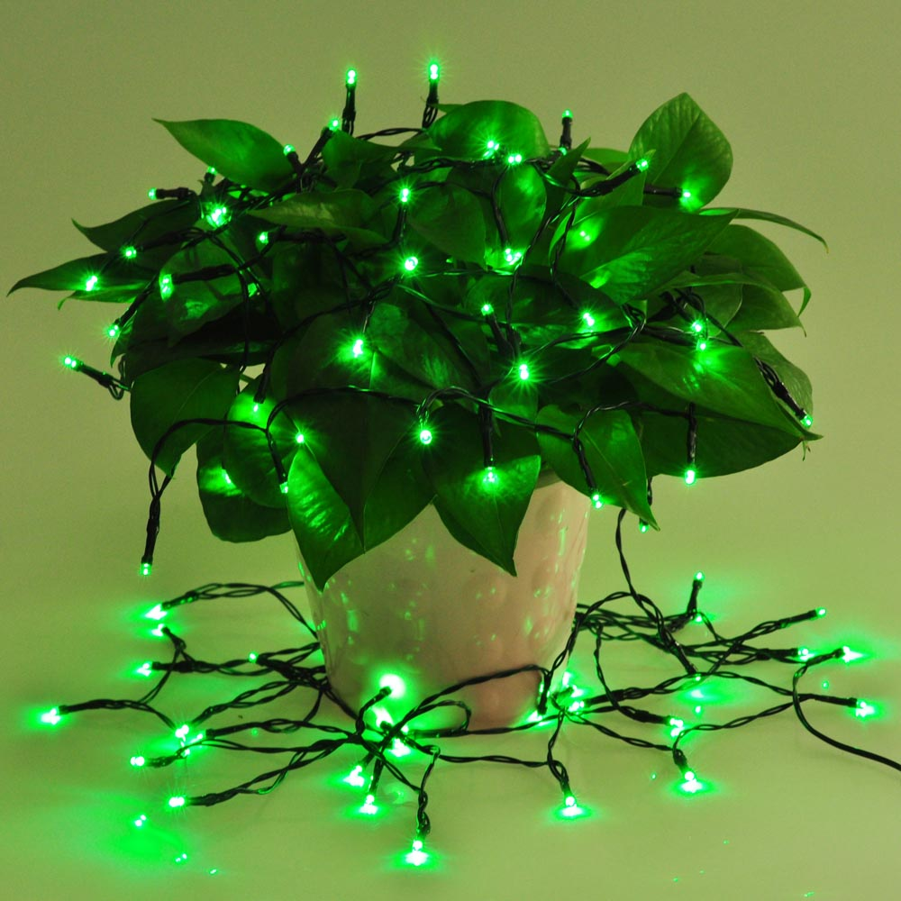 60 100 LED Solar Power String Light Wedding Party Xmas Fairy Outdoor Tree Lamp