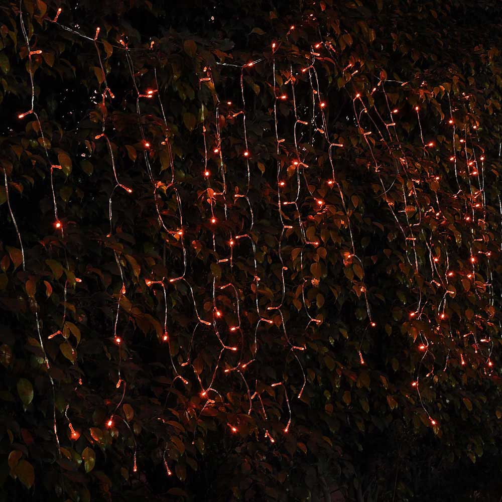 Solar Curtain String Lights : 100 LED Christmas Xmas String Fairy Wedding Curtain Light Solar Power Panel Lamp eBay