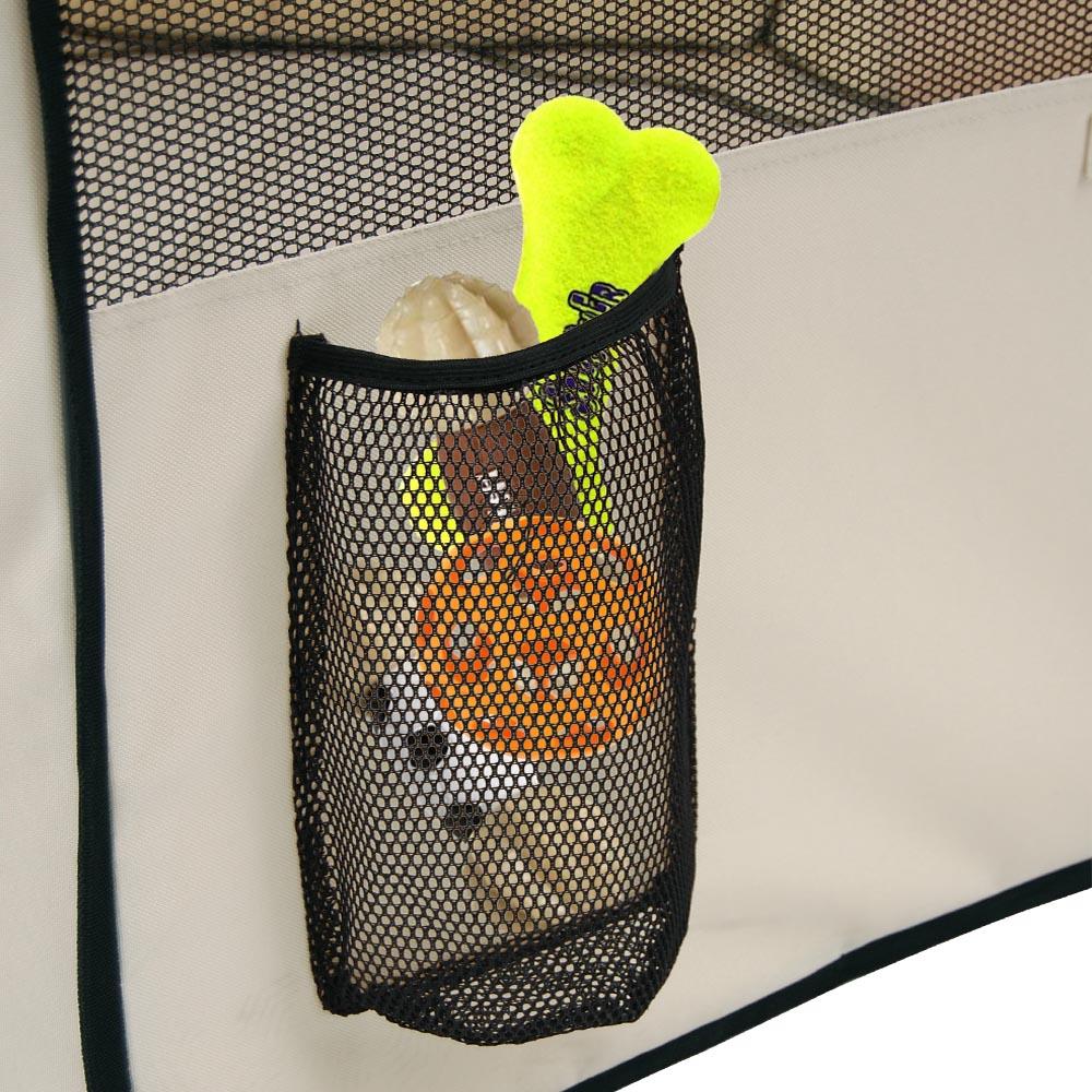 """33"""" 45 48 57"""" 600D Oxford Portable Pet Puppy Soft Tent ..."""