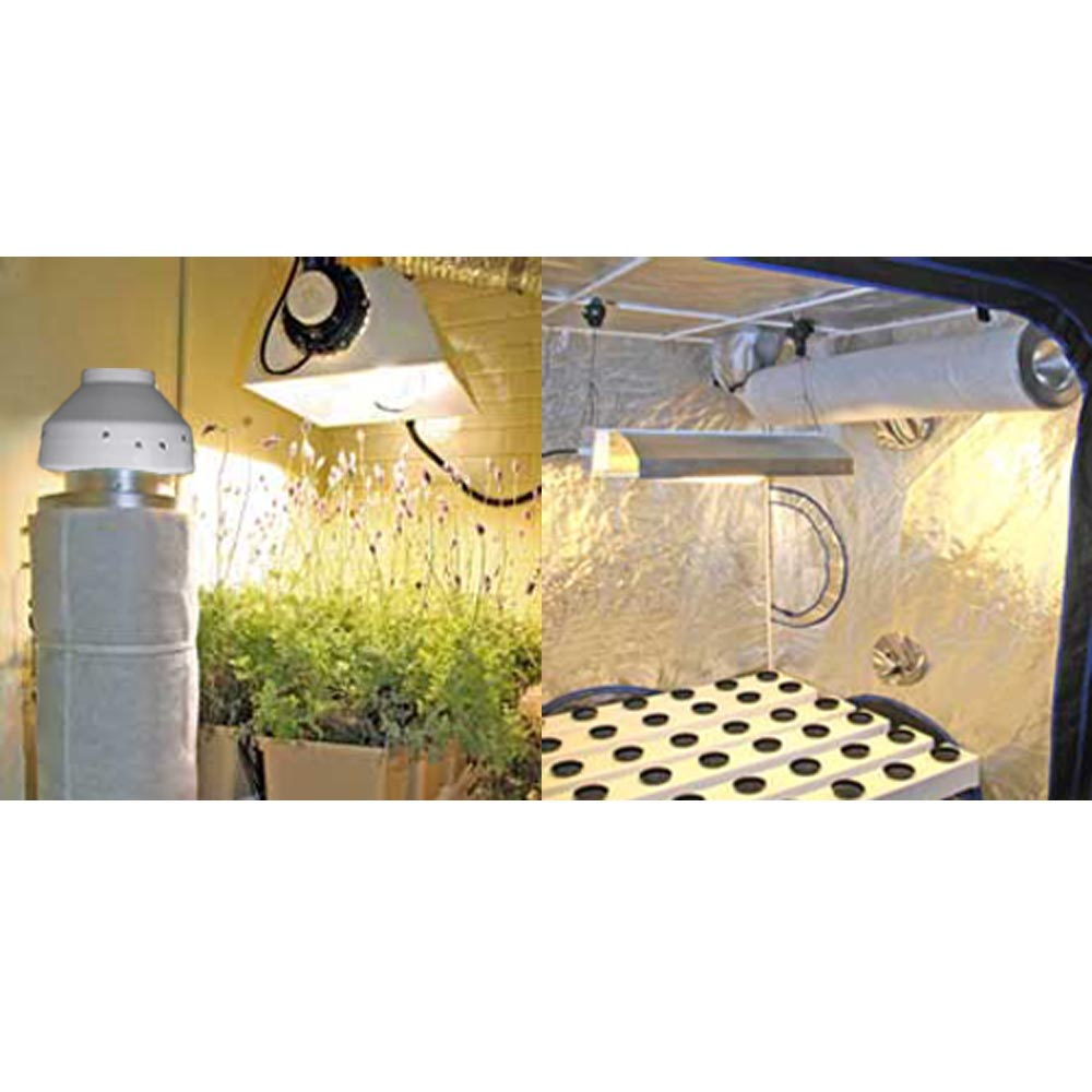 4 Quot 6 Quot Activated Carbon Filter Air Extractor Fan Grow Tent