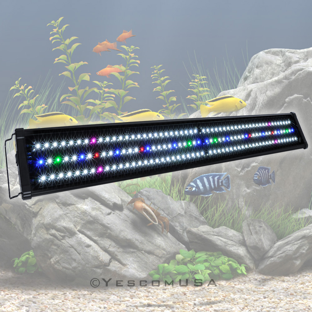 Fish aquarium lighting systems - What Is The Best Ebay A K A Chinese Led Lighting System On Ebay The Planted Tank Forum