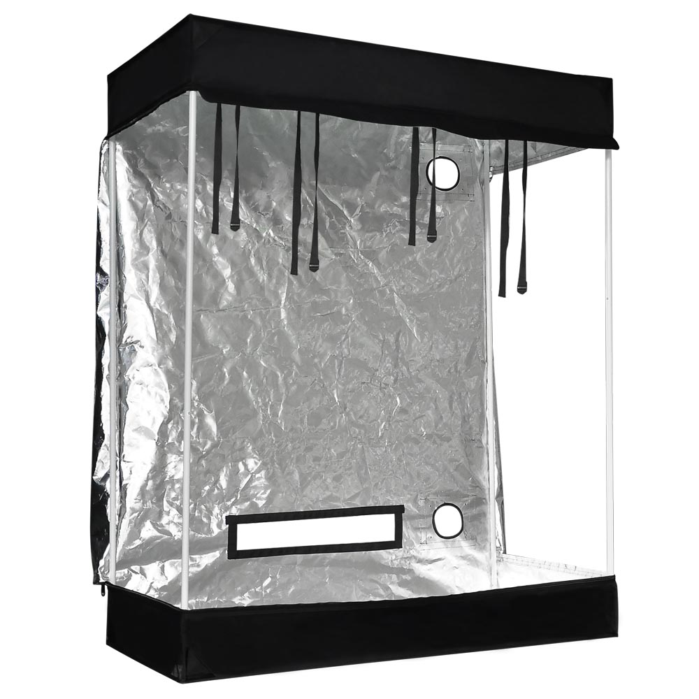 100 reflective mylar hydroponics grow tent non toxic for Grow room software