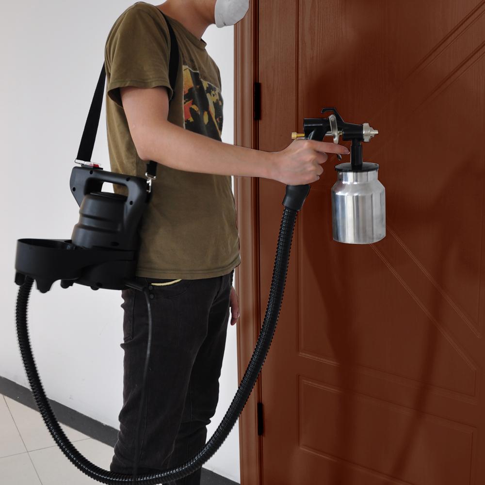 Flexible Paint Spray Nozzle