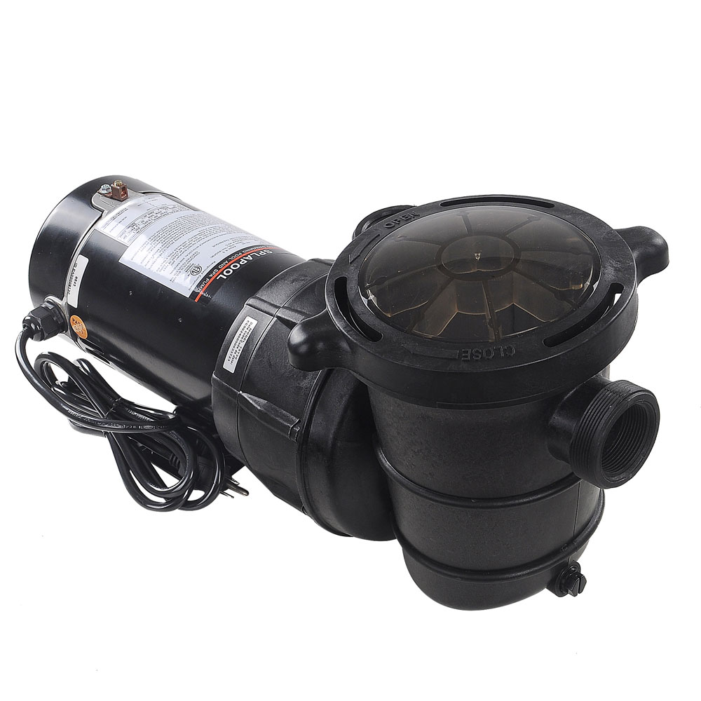 1 5hp Above Ground Swimming Pool Pump Motor Outdoor 4980gph 3450rpm W Strainer Cad