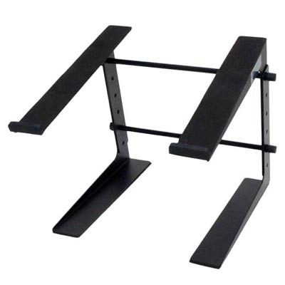 Seismic Audio COMS1 - Table Top or Desk Laptop Stand - Steel rack for Laptop Computer, Keyboard, etc at Sears.com