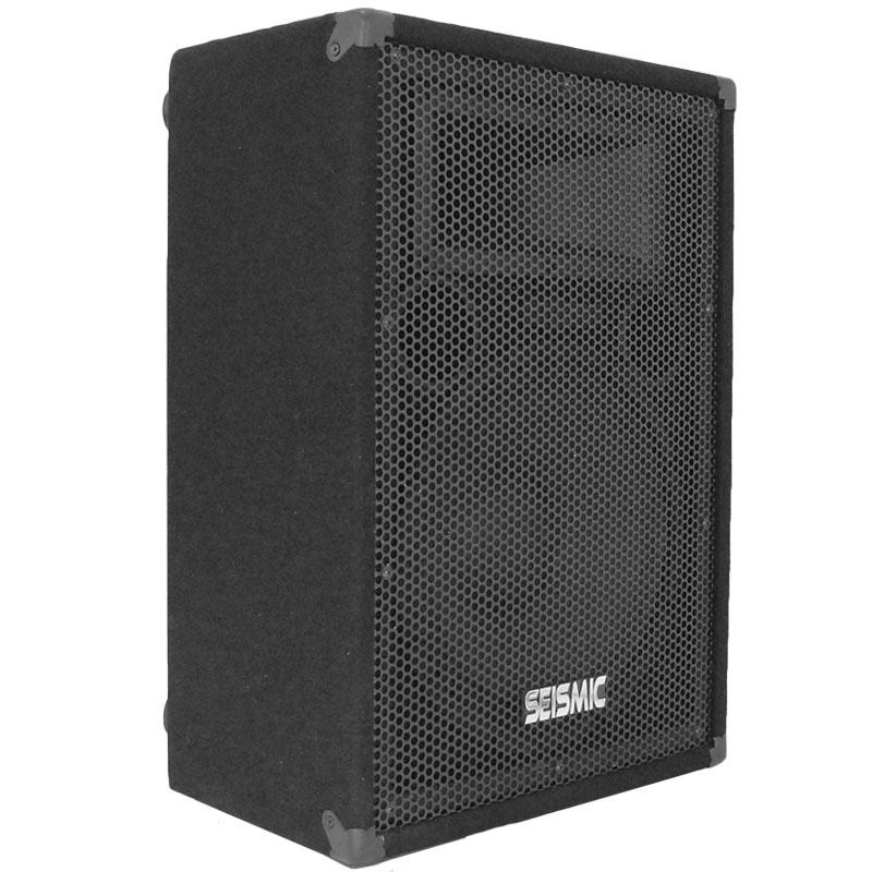 New seismic audio 12 floor monitor stage pa dj speaker ebay for 12 floor speaker