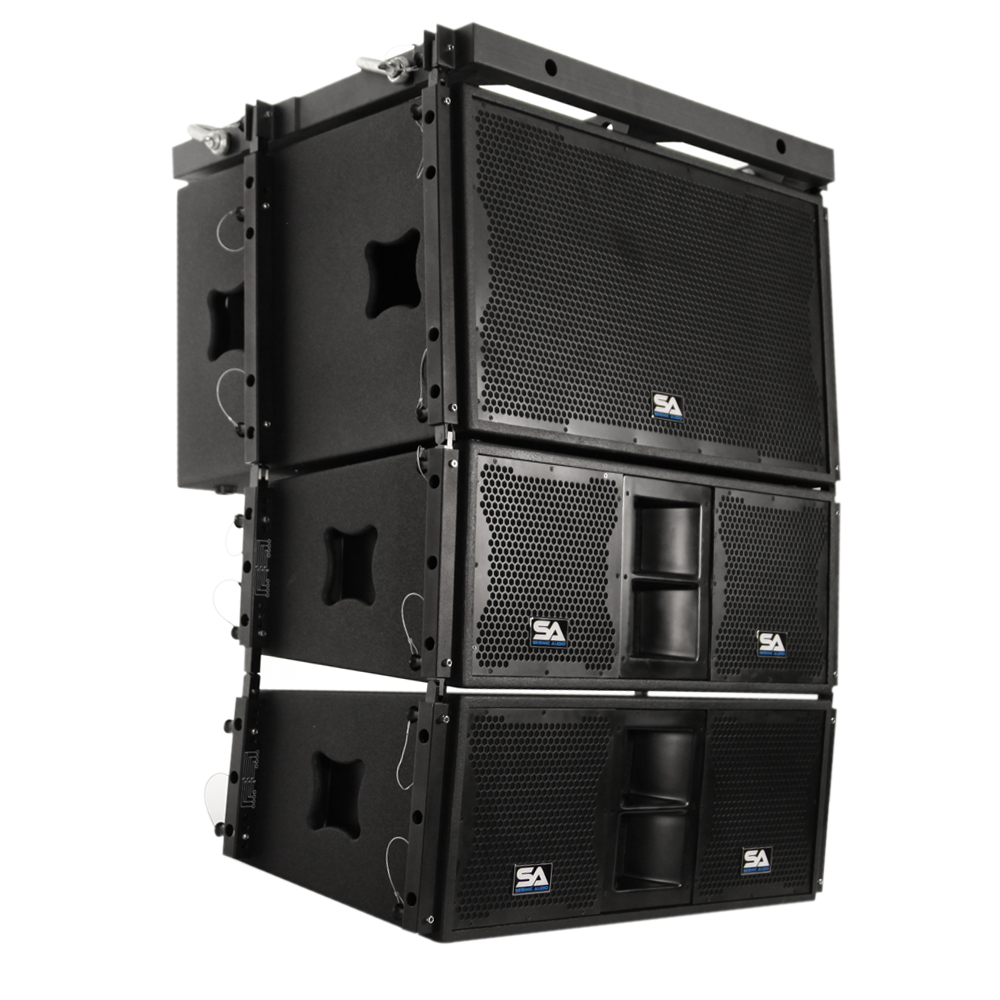 Image Gallery Line Array Speakers
