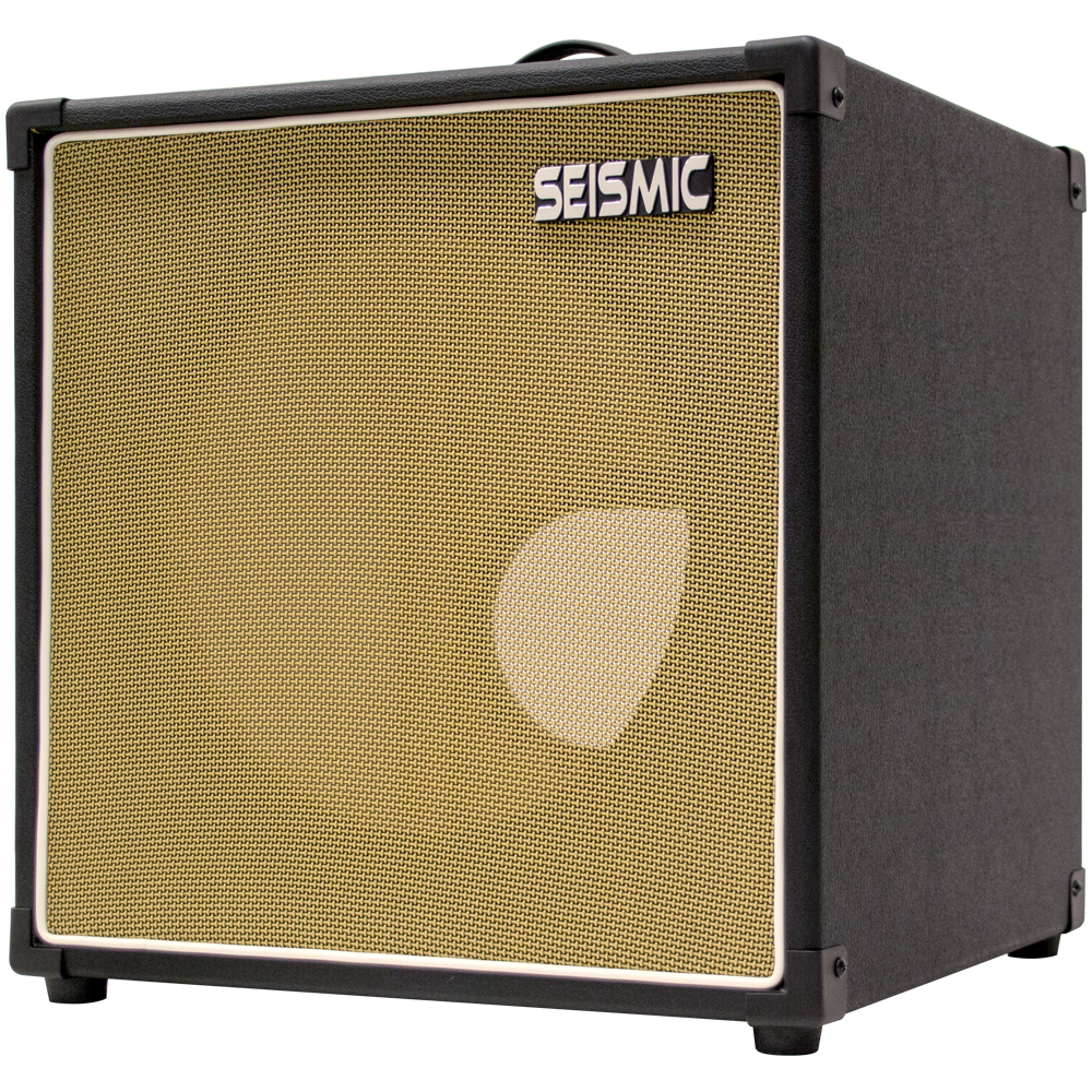 1x12 Guitar Cabinet Empty Seismic Audio 12034 Guitar Speaker Cabinet Empty 1x12 Cube Cab