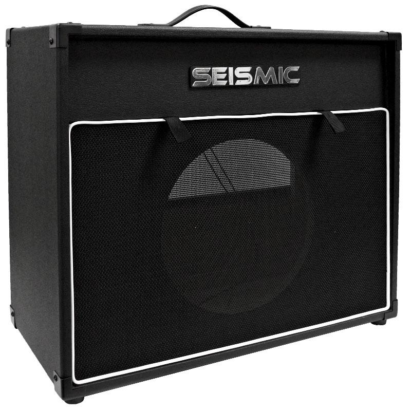 Seismic Audio 12 GUITAR SPEAKER CABINET EMPTY 1x12 Cab Vintage NEW