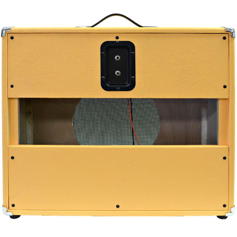 1x12 GUITAR SPEAKER CAB EMPTY Cabinet Vintage Orange
