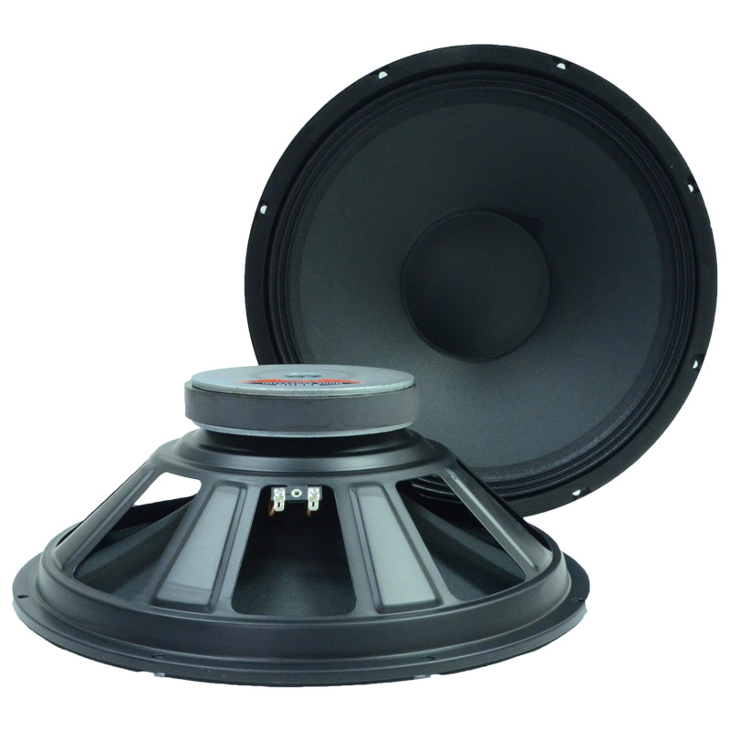 2 15 raw speakers woofers replacement pro audio pa dj ebay. Black Bedroom Furniture Sets. Home Design Ideas