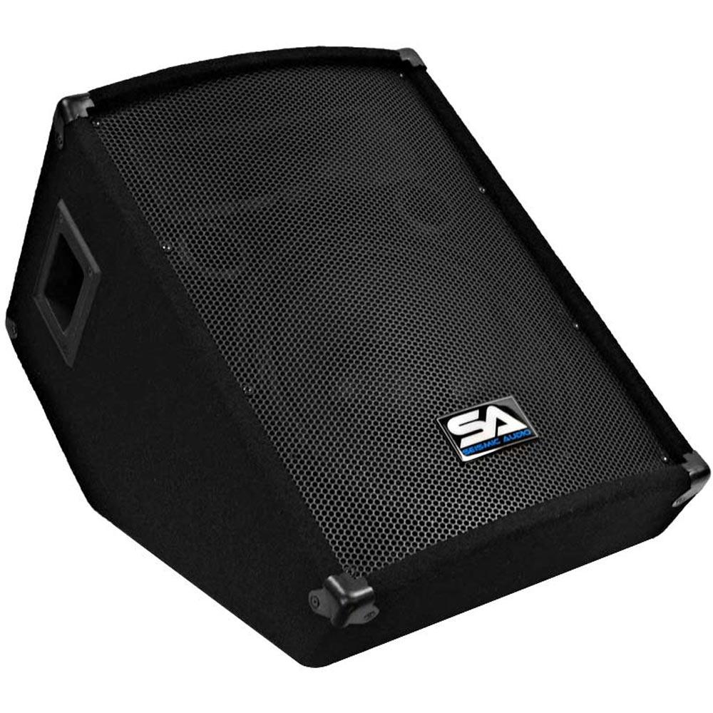 Seismic audio 12 floor monitor studio stage new pa dj for 12 floor speaker