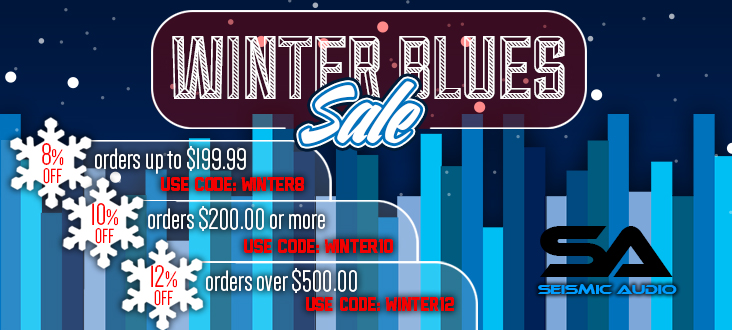 Winter Blues Savings