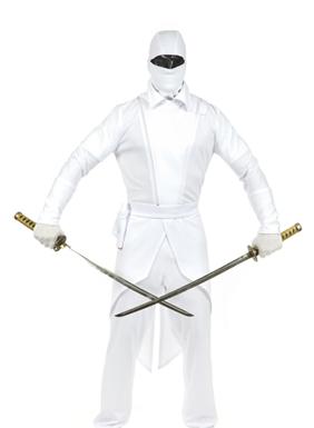 White-Ninja-Complete-Gi-Adult-Mens-Halloween-Costume