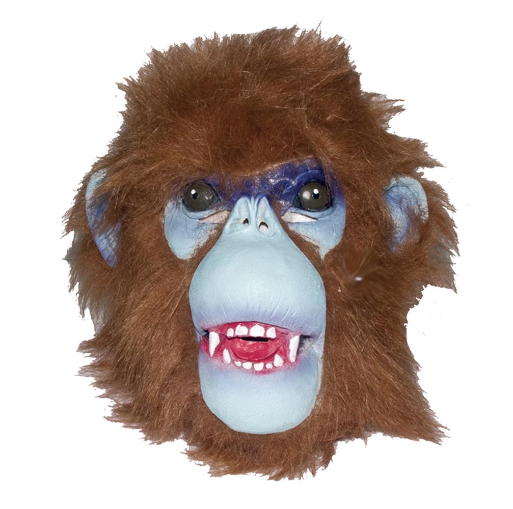 Adult Hairy Chimp Mask Animal Halloween Costumes | eBay