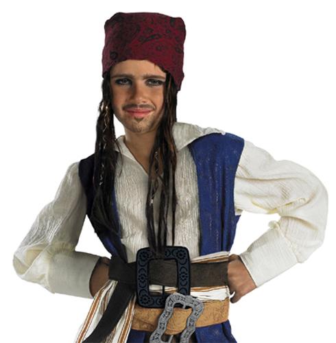 how to make a pirate headband