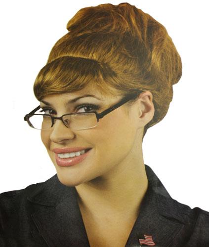 Sarah Palin Wig 102