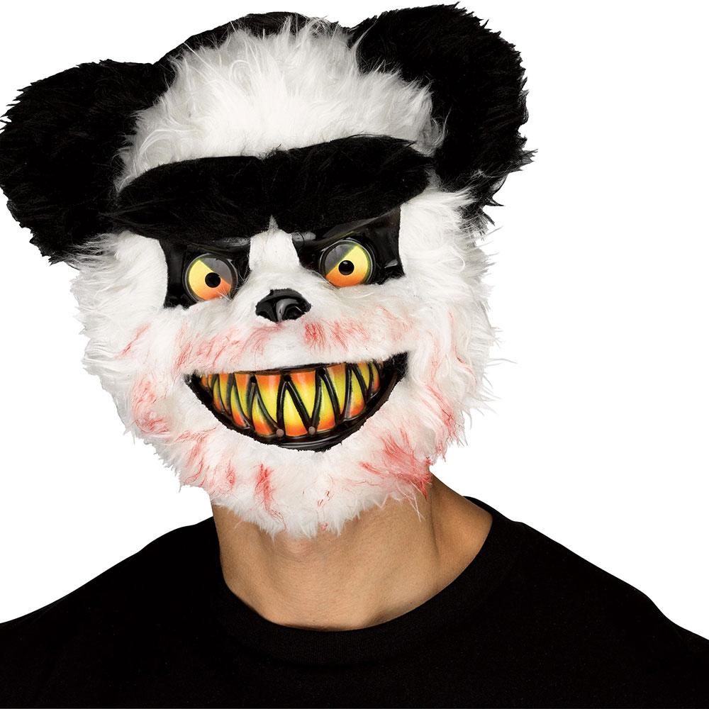 Girls Panda Halloween Costume