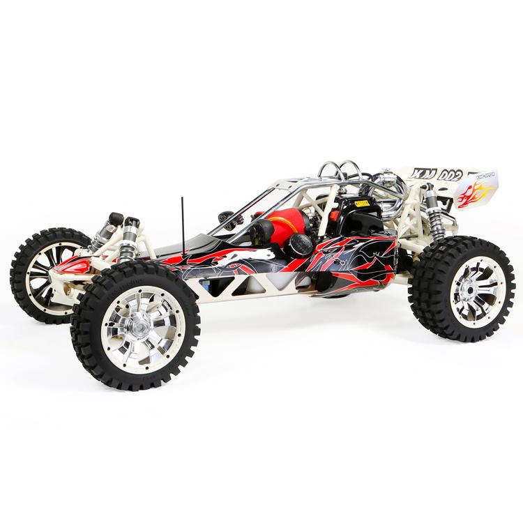 1 5 scale king motor gas powered desert baja rc car