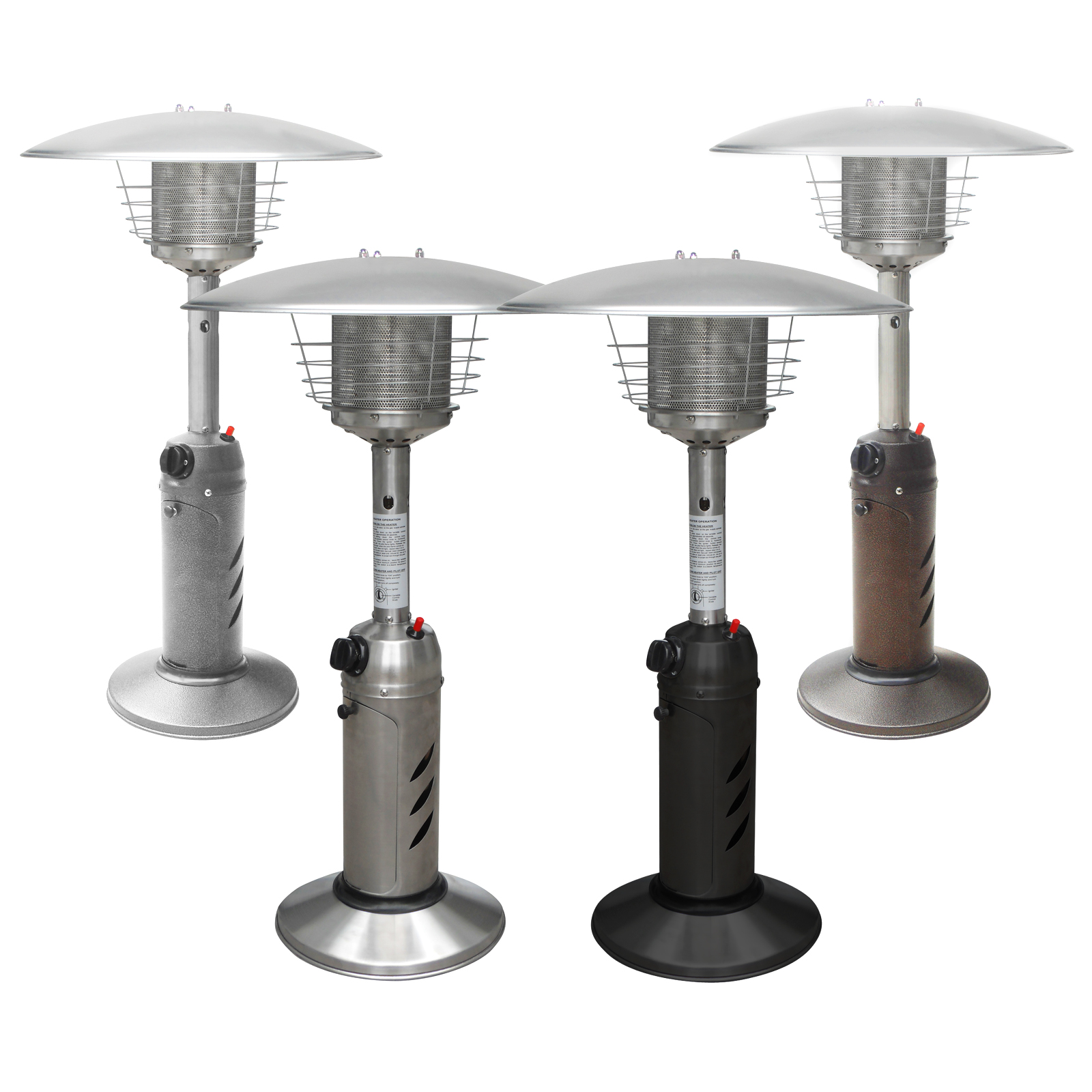 Tabletop Outdoor Patio Heater By ThermoTiki