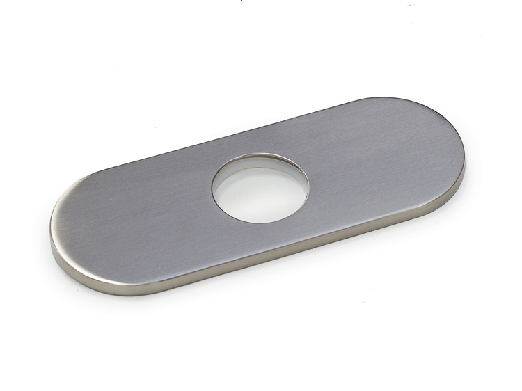 New freuer bathroom lav sink faucet 4 quot hole cover stainless steel brushed nickel ebay