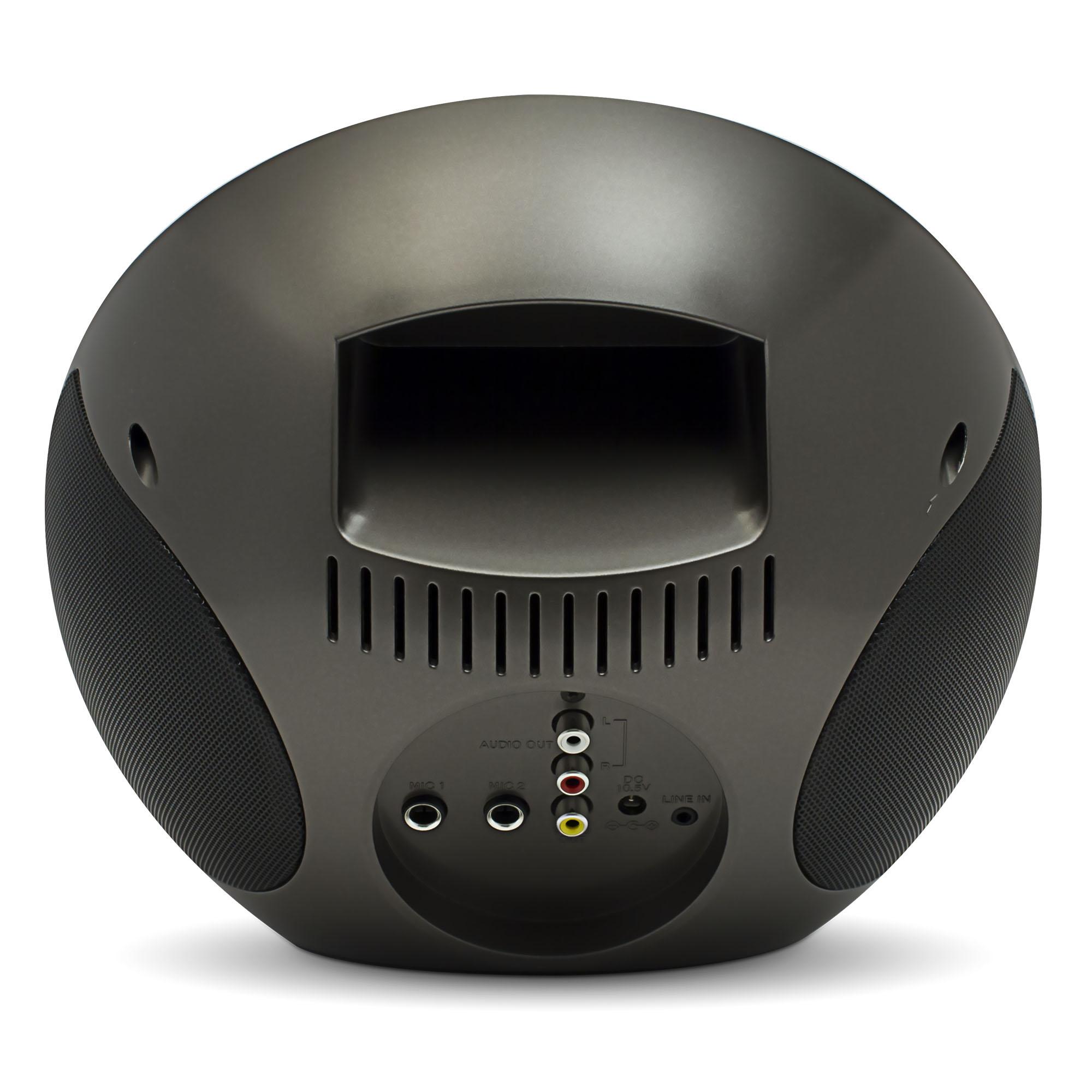 karaoke machine speaker