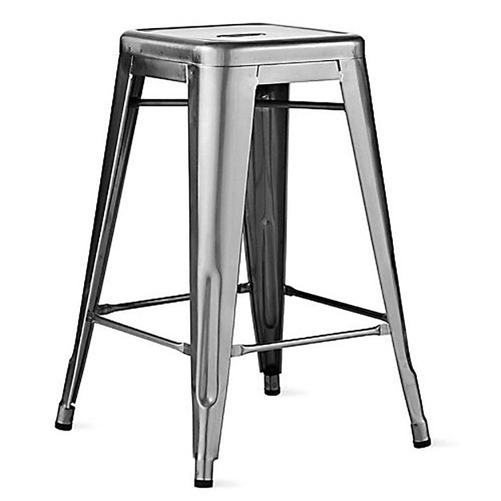New Modern Steel 24 Quot Barstool Counter Retro Tolix Style