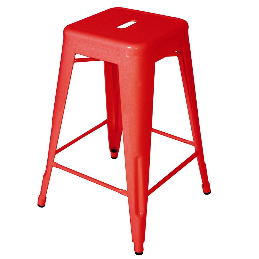 NEW MODERN STEEL 24quot BARSTOOL COUNTER RETRO TOLIX STYLE  : ajax24red from www.ebay.ie size 1000 x 1000 jpeg 139kB